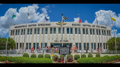 Free Admission Dec. 20 For IMS Hall Of Fame Museum, Track Tour