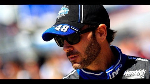 Johnson Looks To Go Back-To-Back In Daytona 500