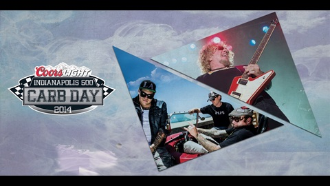Sammy Hagar and the Wabos & Sublime with Rome To Headline Coors Light Carb Day Concert