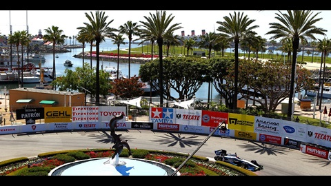 Get Ready for the Grand Prix of Long Beach