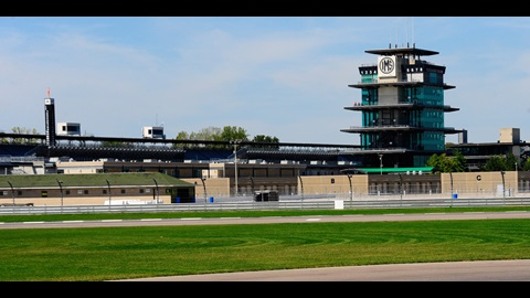 Grand Prix of Indianapolis Open Test Wed. April 30