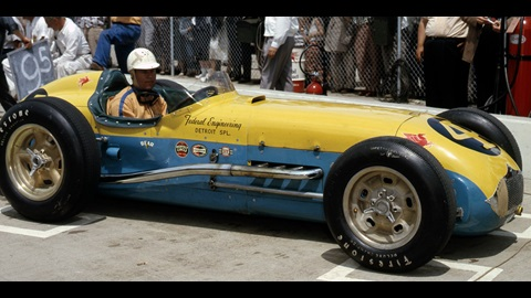 Racing Legends Rahal, Evernham Enter Cars in Celebration of Automobiles
