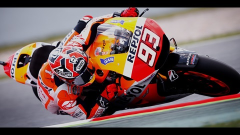Unstoppable Marquez Wins Seventh Straight in Barcelona