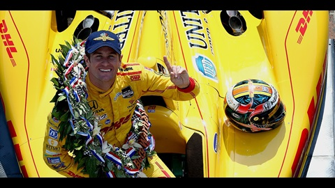 Dixon and Hunter-Reay Earn ESPY Nominations