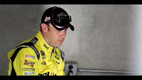 Kenseth Posts Fastest Time in NASCAR Sprint Cup Practice