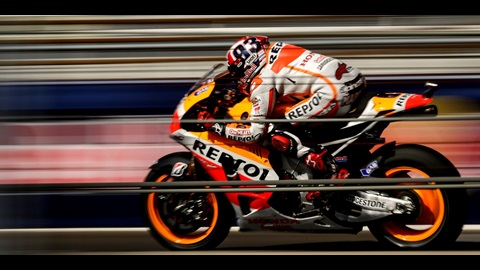 Marquez Wins Pole For 2014 Red Bull Indianapolis GP