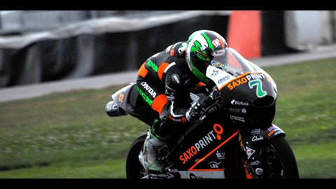 Vazquez Wins Moto3 Race in Dramatic Fashion at IMS
