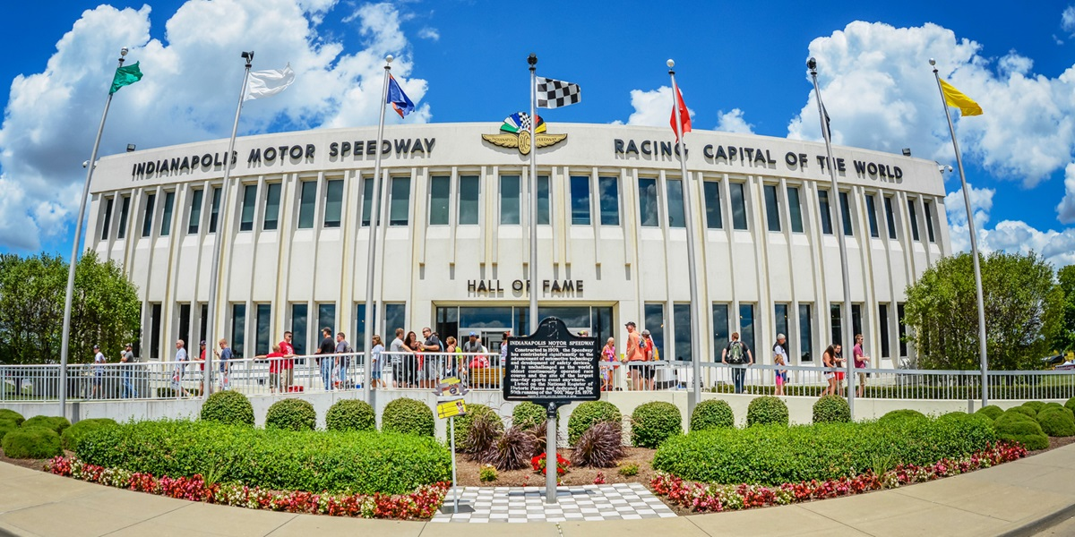 Image result for indianapolis motor speedway museum