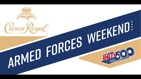 Crown Royal Armed Forces Weekend