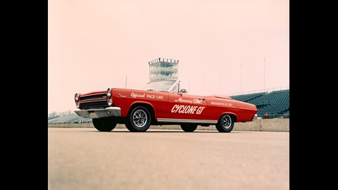 1966 Indianapolis 500 Pace Car, Mercury Comet Cyclone GT