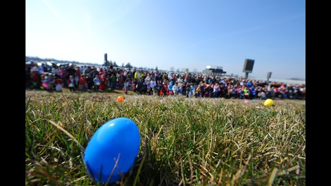 2013 IMS Kids Club Easter Egg Hunt