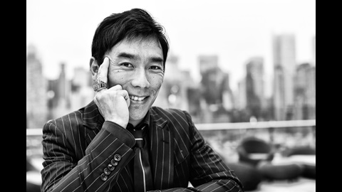 Takuma Sato on his Indy 500 Winners' Media Tour in New York City