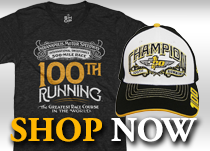 2016 Indianapolis 500 Apparel