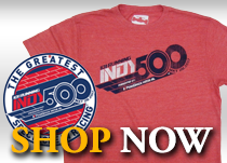 Miller lite carb day for Indianapolis motor speedway clothing